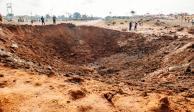 Confunden explosión con supuesta caída de meteorito en Nigeria