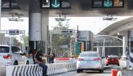 Encapuchados bloquean caseta México-Cuernavaca