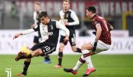 JUVENTUS vs MILÁN: dónde ver en vivo, semifinal de la Copa Italia