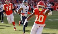 Los Chiefs de Kansas City consiguen primer boleto al Super Bowl LIV
