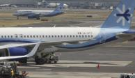 Suspende Interjet vuelos internacionales por pandemia
