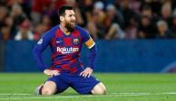 Messi explota contra Abidal después de revelar secretos de vestidor
