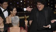 Bong Joon-ho hace historia en los Oscar con su filme Parásitos