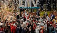 Con cierre frenético, Chiefs gana el Super Bowl LIV a costa de 49ers