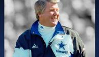 Coach Jimmy Johnson, elegido al Salón de la Fama de la NFL