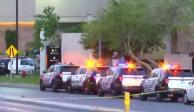 Tiroteo en centro comercial de Las Vegas deja dos heridos