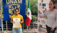 Empresa ofrece ayuda a estudiante de la UNAM internado en Francia