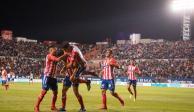 Atlético de San Luis compone el rumbo con triunfo sobre el líder, León
