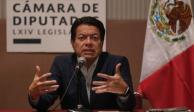 Rechaza Delgado censura a Muñoz Ledo en Morena