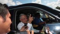 PAN pide a Presidencia informe de gastos en giras de AMLO