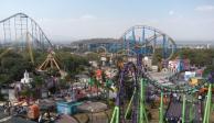 Por Covid-19, Six Flags y Oaxtepec cierran hasta nuevo aviso