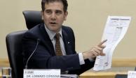 Ratifica INE que no entregará padrón electoral a Gobernación
