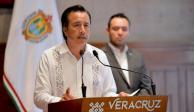 Anuncia Cuitláhuac García Acuerdo para Reactivación Económica de Veracruz