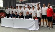 Federación Internacional de Baloncesto suspende a México