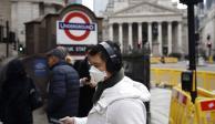 Ordena Boris Johnson 3 semanas de confinamiento en Reino Unido por COVID-19