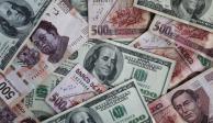 Peso gana 1.25%; dólar cotiza en $23.73 por unidad en bancos