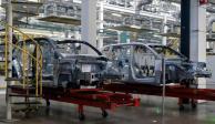 Abril, mes negro para producción automotriz; sufre desplome de 98%