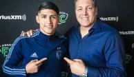 Alan Pulido quiere quitarle título de goleo a Carlos Vela en la MLS