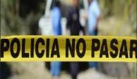 Hallan tres cuerpos calcinados dentro de taxi en Tlalpan