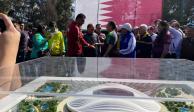 Embajador Mohamed Al Kuwari inaugura Copa Qatar-México