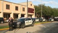 Hombre abre fuego en una escuela de Texas y mata a estudiante (VIDEO)