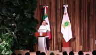 Mauricio Vila rinde primer informe; llama a la unidad en Yucatán