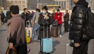 En Chicago, confirma EU segundo caso de coronavirus Wuhan