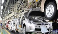 Toyota suspende por 2 días producción en plantas de México, EU y Canadá