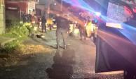En pleno 8M, matan a tiros a menor embarazada en Boca del Río