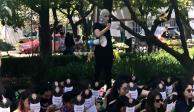 Mujeres se manifiestan por violencia institucional con performance