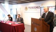 Miguel Torruco y Mauricio Vila descartan que peligre Tianguis Turístico