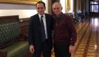 Trabajan Herrera y Romo en eliminar obstáculos a la inversión privada