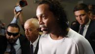 Ronaldinho vuelve a ser arrestado en suelo paraguayo