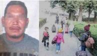 Hombre pretendía llevar 7 menores guatemaltecos a Chiapas; fue detenido