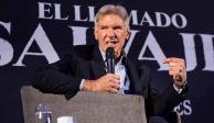 Harrison Ford sigue sus instintos en El llamado salvaje
