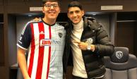Alan Pulido ya luce los colores del Sporting Kansas City (VIDEO)