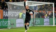 En su debut con Dortmund y en 23 minutos, Haaland anota hat-trick