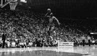 El día que Michael Jordan voló... durante 0.92 segundos (VIDEO)