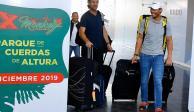 Rafael Nadal ya está en Acapulco para el Abierto Mexicano