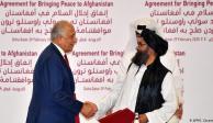 Firma EU acuerdo histórico con talibanes para retirar tropas