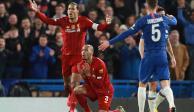 En cuatro días, Liverpool hila dos derrotas y queda fuera de FA Cup