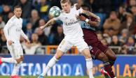 Real Madrid deja ir el triunfo en su casa ante el Celta de Vigo (VIDEO)
