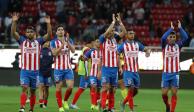Chivas reporta que dos de sus futbolistas padecen influenza