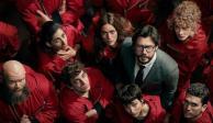 Por COVID-19, Netflix invita a ver el primer capítulo de La Casa de Papel 1