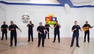 """Con """"Mariachi Loco"""" policía de Quintana Roo pone humor al COVID-19 (VIDEO)"""