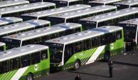 GCDMX dará subsidios a concesionarios de transporte público en CDMX