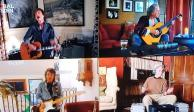 Los Rolling Stones lanzan canción grabada en aislamiento