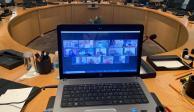 En reunión virtual con CCE, diputados analizan economía de México
