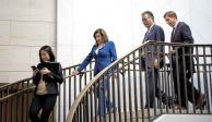 Congreso lucha por restar poder bélico a Donald Trump