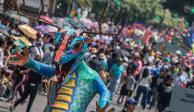 Desfile de alebrijes en el Zócalo de la Ciudad de México: fechas y horarios